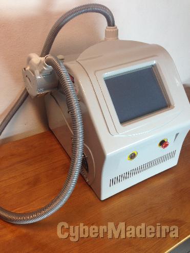 Máquina de fotodepilação -ipl depilação definitiva - valor negociável