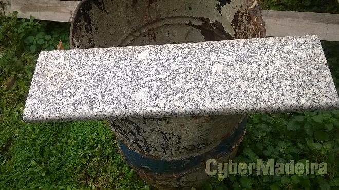 Capeamento granito salgadas