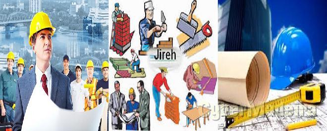 Todos serviços de obras