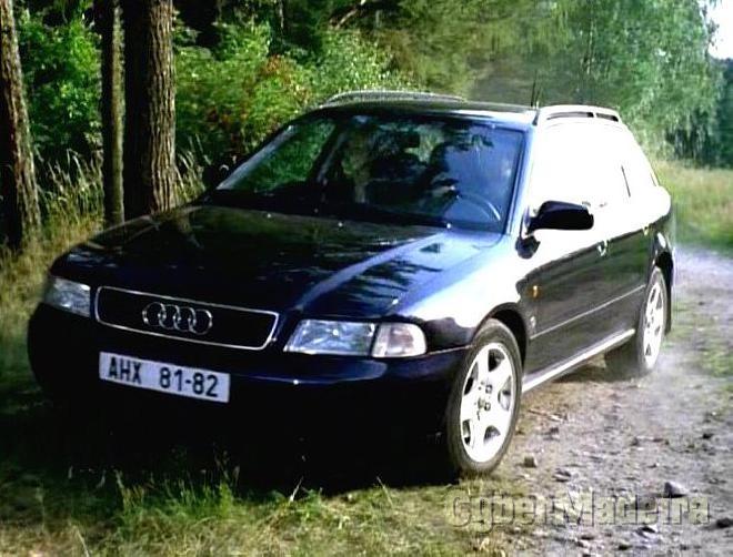 Audi A4 B5 avant pra peças