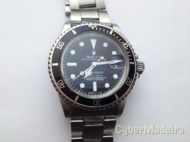 Compro rolex submariner ou gmt master