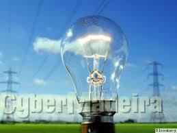 Luz, água, gás E painéis solares