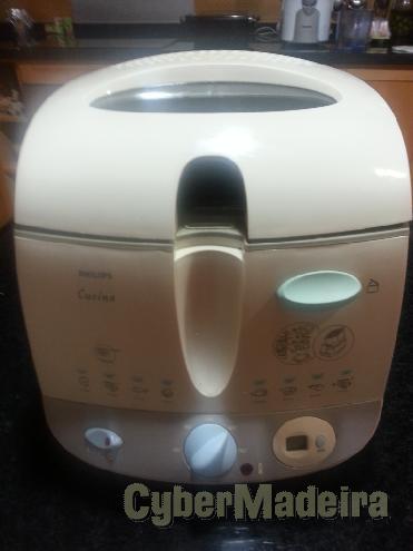 Fritadeira eléctrica philips como nova