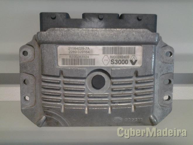 Centralina de motor Renault Megane II 1.4 2003
