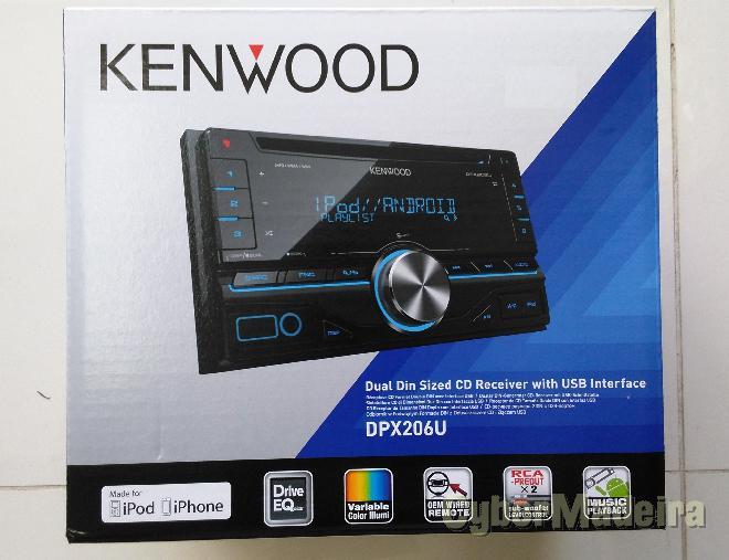 Novos radios kenwood
