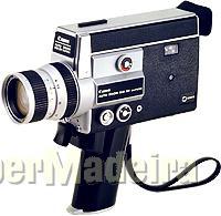 Maquina Filmar Canon Auto Zoom 518 SV (Negociável)