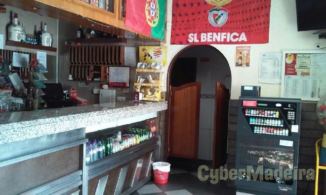 Snack Bar Vista Lagoa