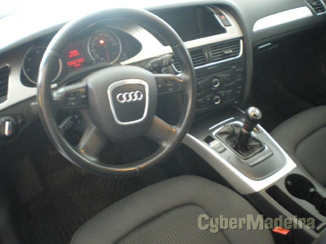 AUDI A4 Avant 2.0TDI Exclusive Gasóleo