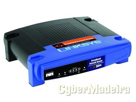 Router de banda larga linksys