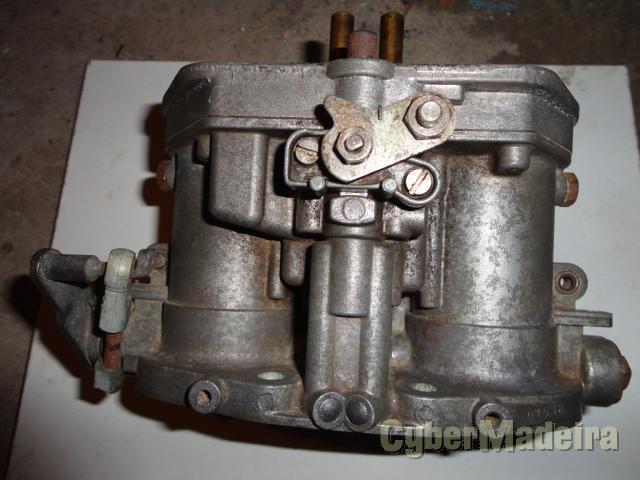 Alfa Romeo Carburador e Corpo de injecçãoGasolina 55