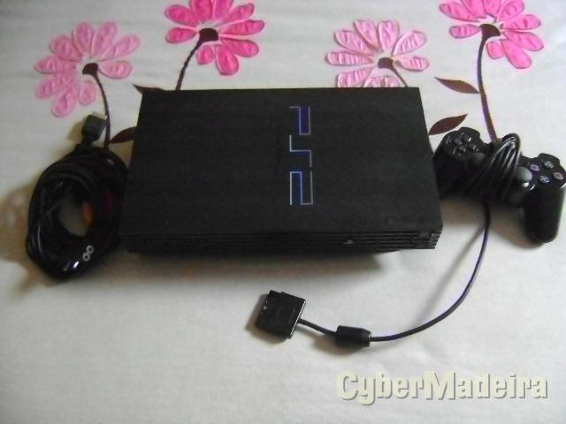 Consola PS2 fat completa