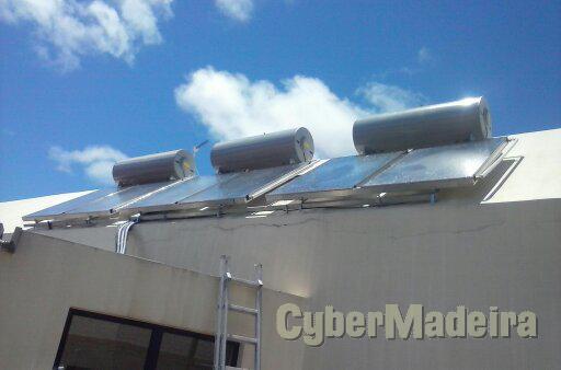 Energia solar painéis solares
