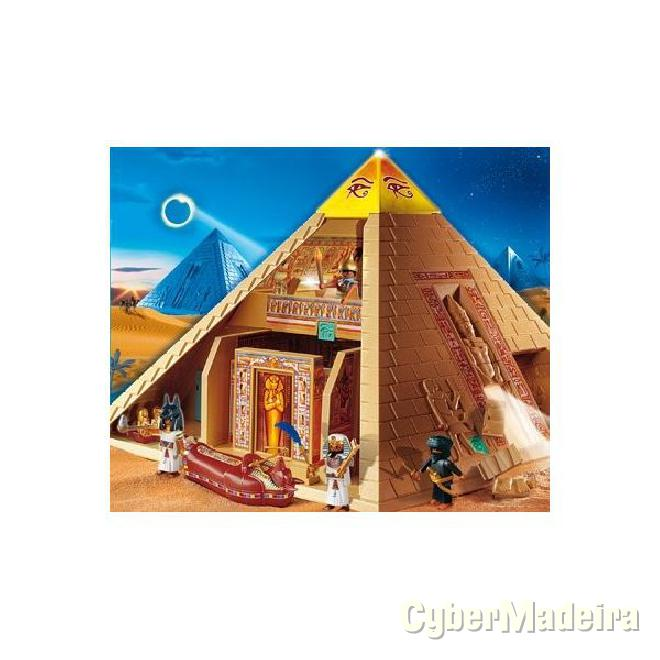 Vendo Pirâmide Playmobil