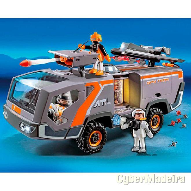 Camião Espião Playmobil