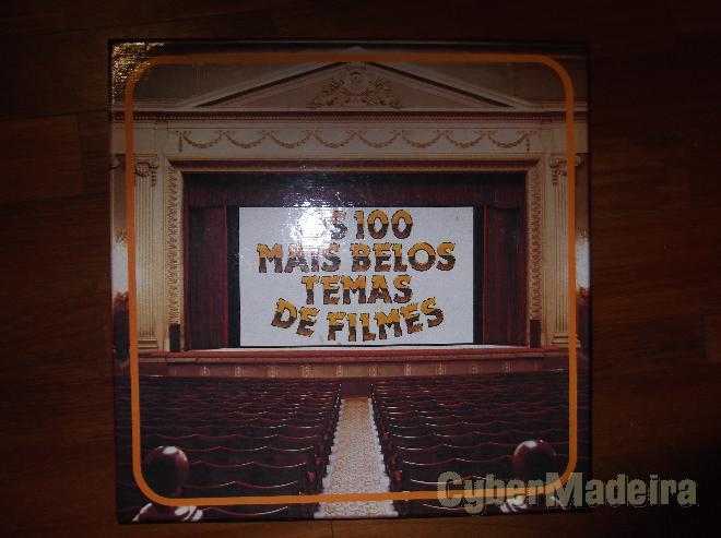 Os 100 mais belos temas de filmes em discos de vinil 33 rts