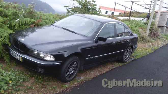BMW Serie 5 525 Gasóleo