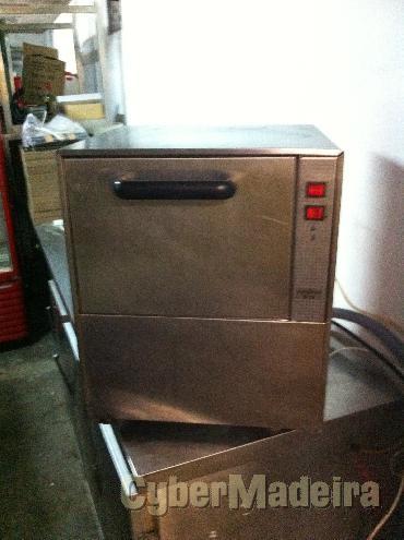 Maquina de lavar loiça copos E chávenas industrial