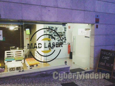Mad laser - laser tag