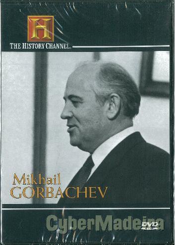 Dvd the history channel - mikhail gorbachev
