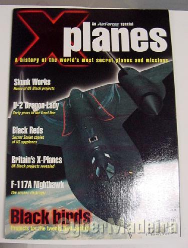 X-planes - edição especial da afm