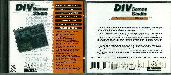 Div games studio software para cria o de jogos cyber - Div games studio ...