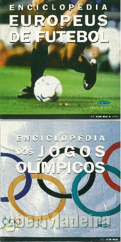 Enciclopédias em cd-rom sobre desporto
