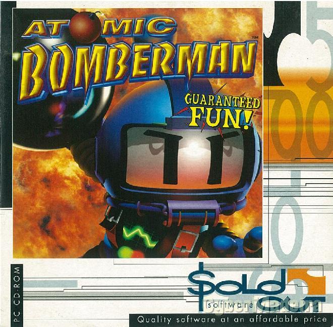 Jogo para pc atomic bomberman