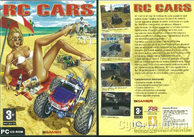 Jogo para pc rc cars