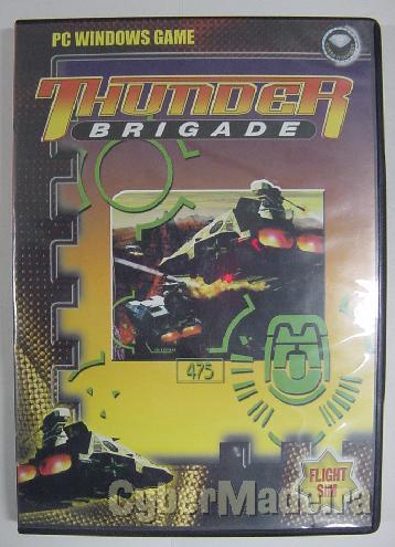 Jogo para pc thunder brigade
