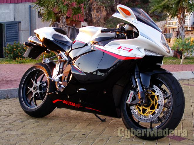 Mv Agusta F4 1078 RR312 190cv 1.100 cc Supersport