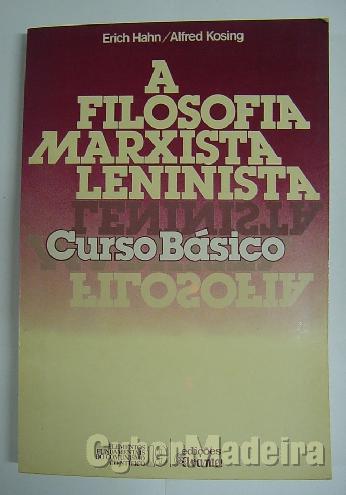 A filosofia marxista-leninista