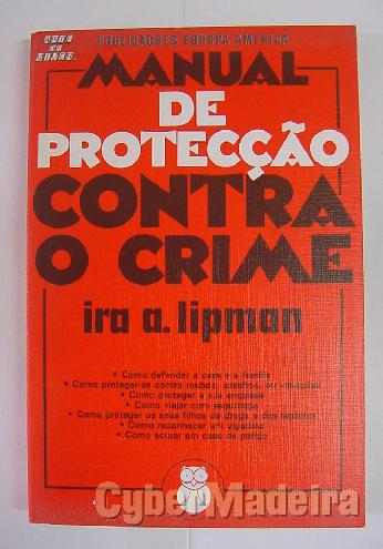 Manual de protecção contra O crime