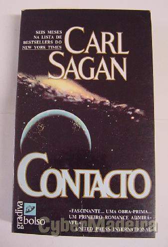 Contacto - carl sagan