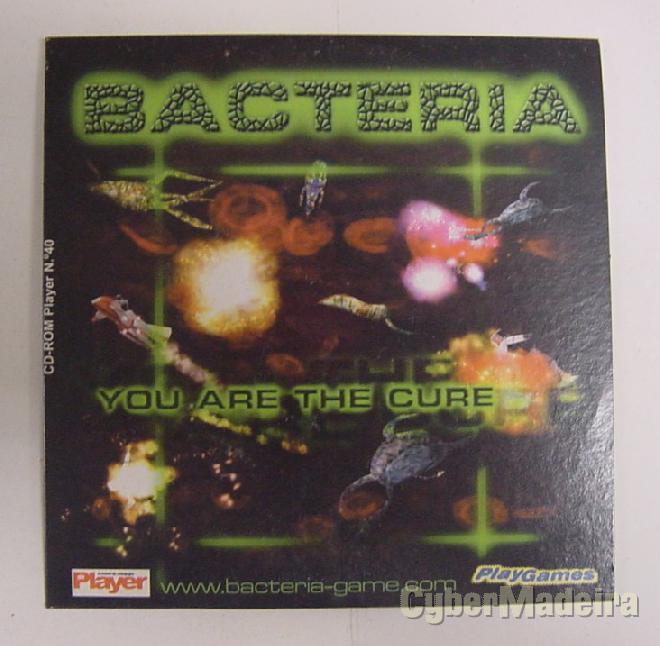 Jogo para pc bacteria