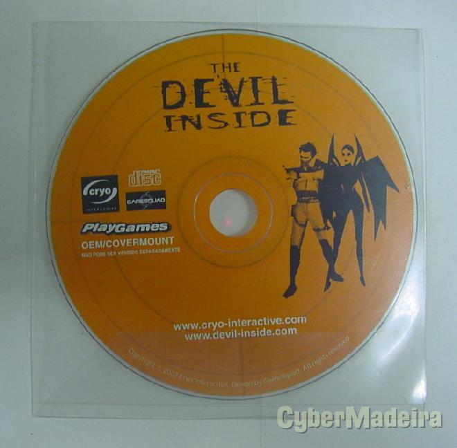 Jogo para pc the devil inside