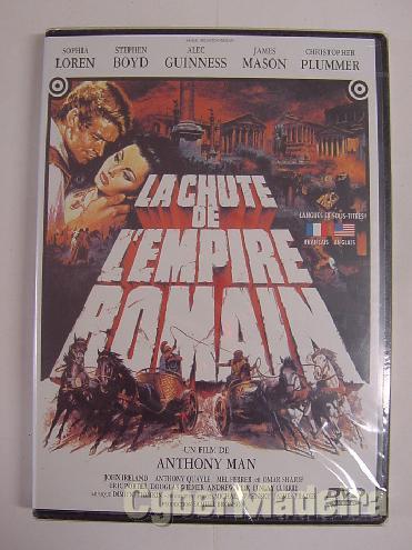 Filme la chute de l\'empire romain
