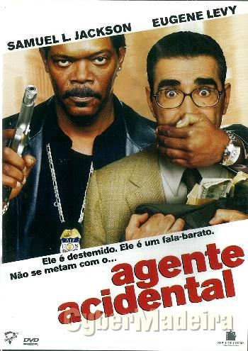 Filme agente acidental