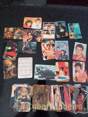 110 calendarios dos anos 80