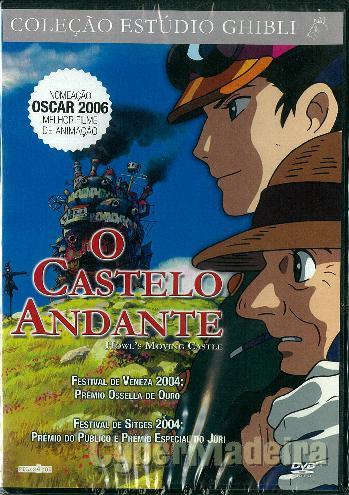 Filme O castelo andante
