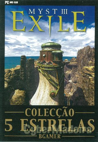 Jogo para pc myst iii - exile