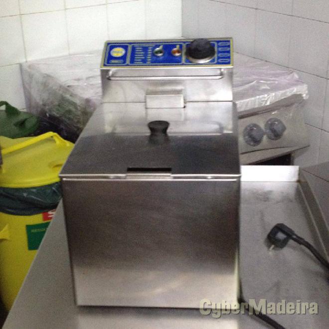 Fritadeira industrial de 9 litos