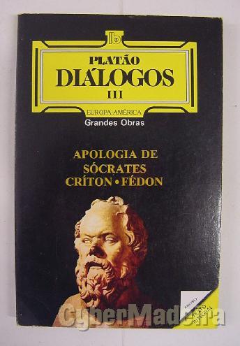 Diálogos iii - platão