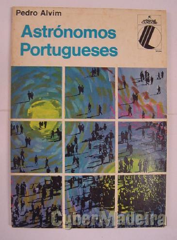 Astrónomos portugueses - pedro alvim