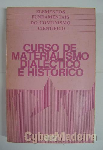 Curso de materialismo dialéctico E histórico