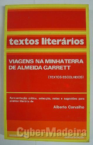 Viagens na minha terra - textos escolhidosOutros Português