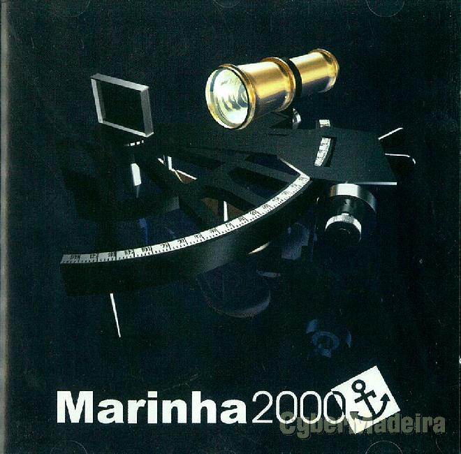 Cd-rom interactivo marinha 2000