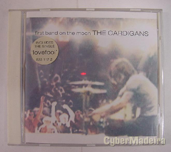 Cd first band on the moon - the cardigans