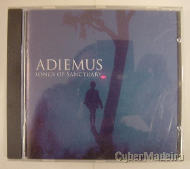 Cd songs of sanctuary - adiemus