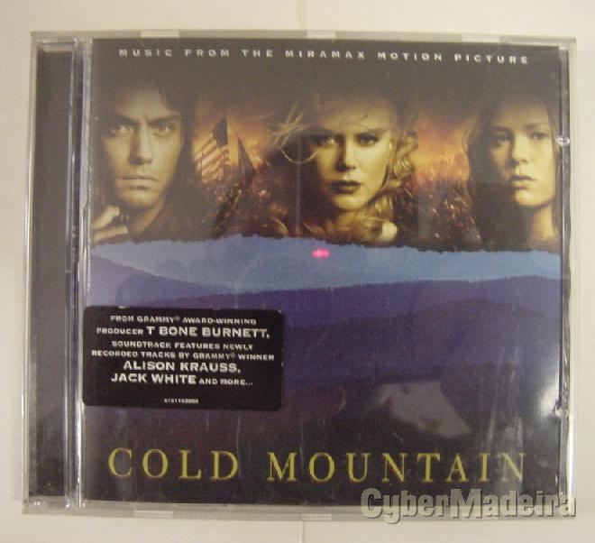 Cd ost cold mountain