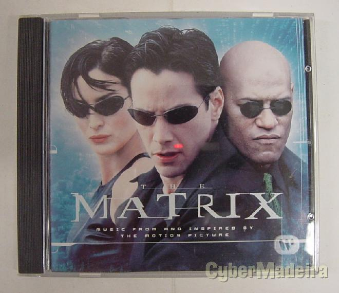Cd ost the matrix